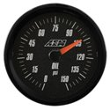 AEM Analog Oil Pressure Gauge - 150psi