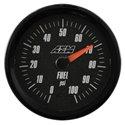 AEM Analog Oil/Fuel Pressure Gauge - 100psi
