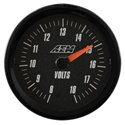 AEM Analog Boost Gauge - 35psi