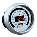 AEM Digital 52mm Boost Gauge - 50psi