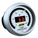 AEM Digital 52mm Fuel/Oil Pressure Gauge