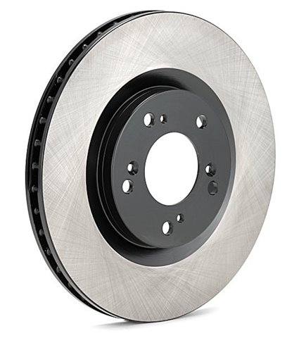 Centric Blank Brake Rotor - Front