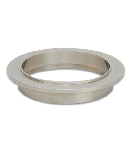 Vibrant Titanium V-Band Flange - 3.50in - Male