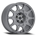 Method MR502 RALLY 17x8 +38mm 5x114.3 - Matte Black