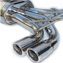 Invidia Q300 Cat-Back Exhaust w/ Stainless Steel Tips