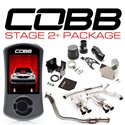 COBB Stage 2+ Power Package - Black