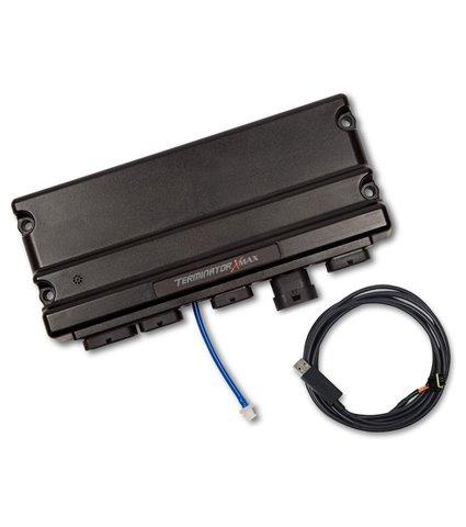 Holley EFI Terminator X MAX w/ Trans Control - GM LS1 / LS6 - 24X Crank, 1X EV1 - 4L60E / 4L80E - No Handheld