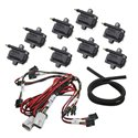 Holley EFI Big Wire Coil-Near-Plug (CNP) Smart Coil Kit