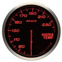 Defi Advance BF Amber Water Temperature Gauge - Imperial / 60mm