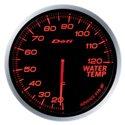 Defi Advance BF Amber Water Temperature Gauge - Metric / 60mm