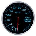 Defi Advance BF Blue Water Temperature Gauge - Metric / 60mm