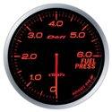 Defi Advance BF Amber Fuel Pressure Gauge - Metric / 60mm