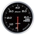 Defi Advance BF White Fuel Pressure Gauge - Metric / 60mm