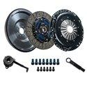 DKM Clutch Kit MA w/ Steel Flywheel - OE Style / TSI 8-Bolt