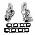 JBA Performance Stainless Steel Shorty Headers 1-5/8in - Ceramic Coated / Silver