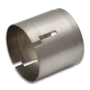 Titanium Tubing Slip Fit Sleeves