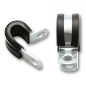 Stainless Steel Cushioned P-Clamps