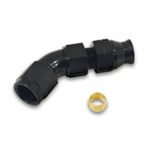 45 Degree Tube to Female AN Adapters