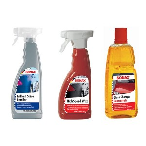 Exterior Cleaning Supplies