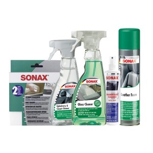 Interior Cleaning Supplies