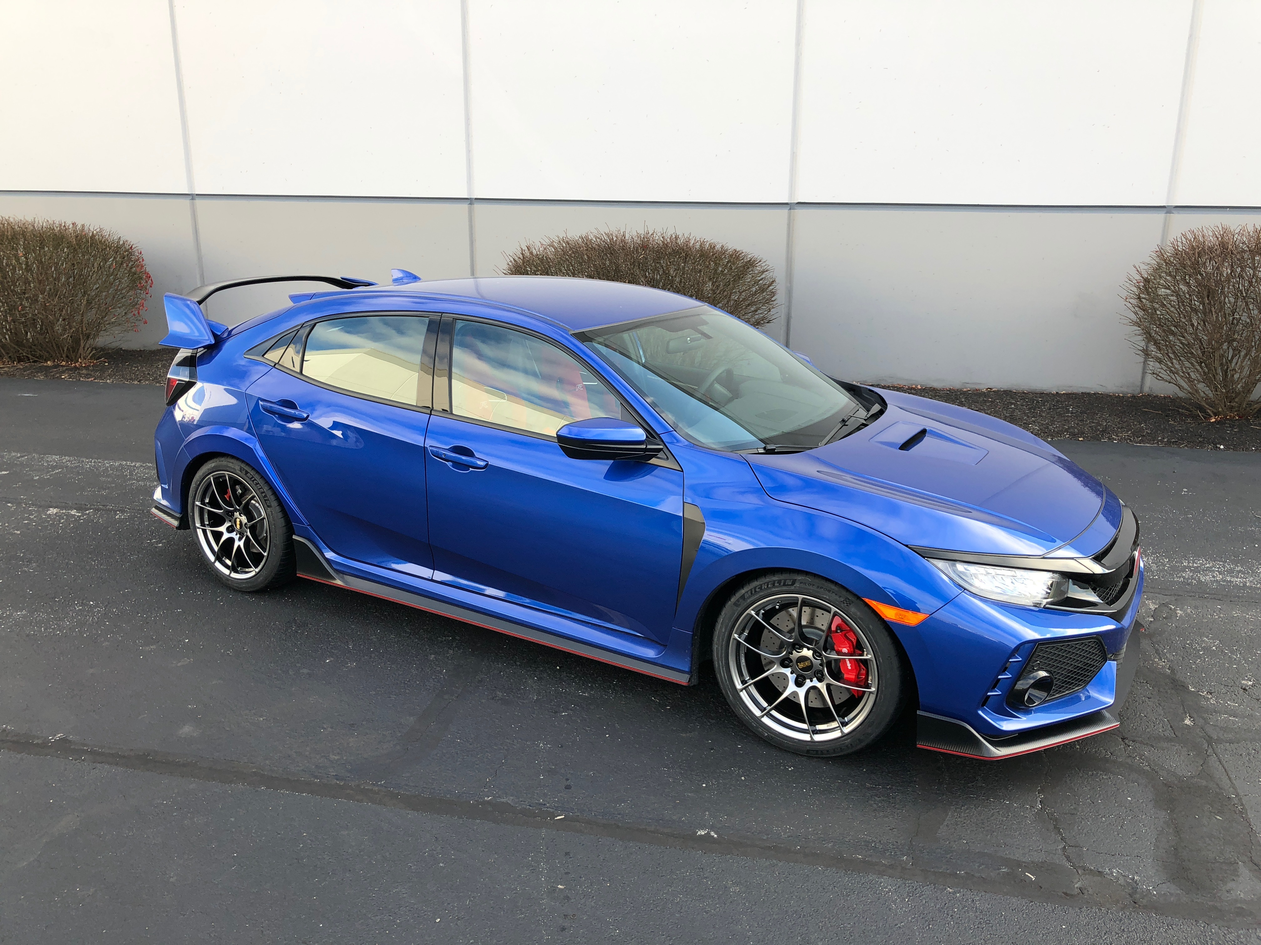 BBS RF For 2017+ Honda Civic Type R Photo